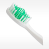Full size head CRYSTAL GRIP bulk toothbrushes