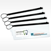 "Picture of 4"" BLACK TOOTHcase -  With Pocket"