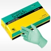 box of QUANTUM SOFTSKIN Nitrile Exam Glove with aloe vera