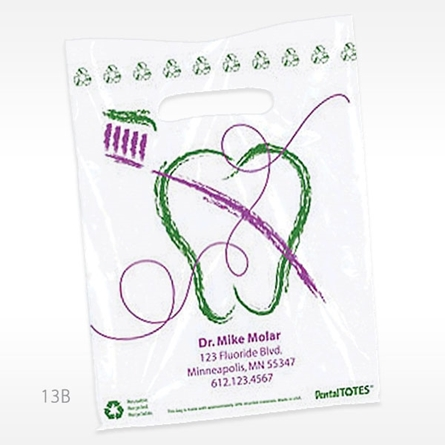 Picture of Brush Art Supply Bag - Small, Green