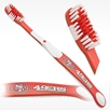 Picture of San Francisco 49ERS NFL Football Toothbrushes