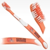 CLEVELAND BROWNS NFL Football Toothbrushes