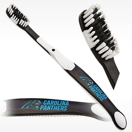CAROLINA PANTHERS NFL Football Toothbrushes