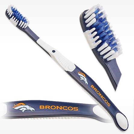 DENVER BRONCOS NFL Football Toothbrushes
