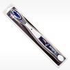 Retail Packaging for Officially licensed New England Patriots NFL team toothbrushes