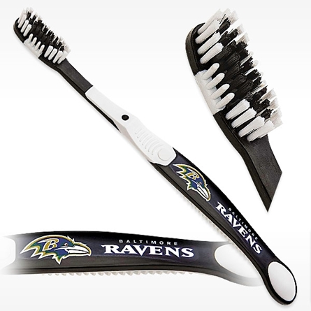 Baltimore RAVENS NFL Football Toothbrushes