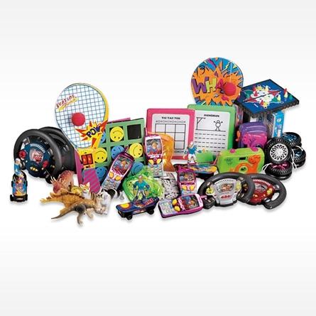 Premium Treasure Chest Toy Assortment Refill 144 Pieces