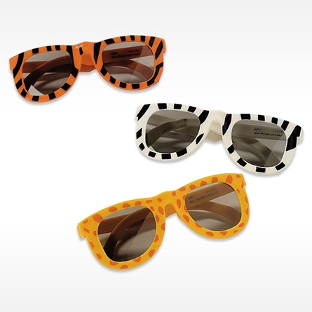 Picture of Animal Print Sunglasses