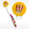 SHOPKINS TOOTHBRUSH with cap bulk kids toothbrushes