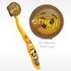 Picture of EMOJI TOOTHBRUSH with cover kids bulk toothbrushes