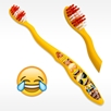 Picure of EMOJI TOOTHBRUSH kids bulk toothbrushes