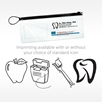 """Picture of 4"""" BLACK TOOTHcase -  With Pocket"""
