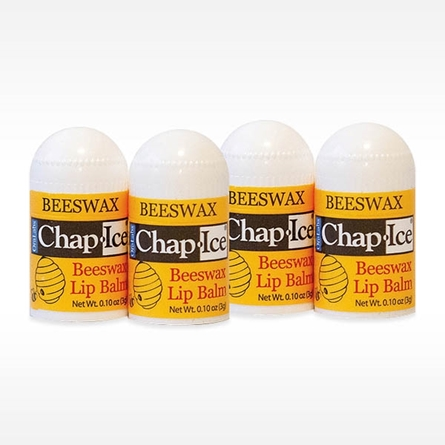 CHAP ICE BEESWAX MINI LIP BALM