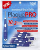 PlaquePro Interdental Refill Brushes 12 pack Tight spaces