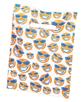 Scatter Print Suns Supply Bag