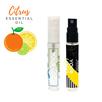 Personalized Essential Oil Hand Sanitizer Spray in Citrus Essential Oil