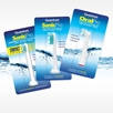 Replacement Electric Toothbrush Head Sampler from Quantum Labs ETS