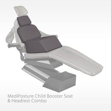 MediPosture Pediatric Dentist Booster Seat Set