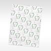 Paper Dental Supply Bag Scatter Tooth