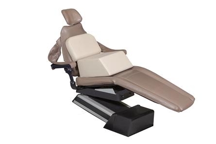 Beige MediPosture Pediatric Dentist Booster Seat Set