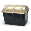 Large Plastic Treasure Chest for Toys in dental office