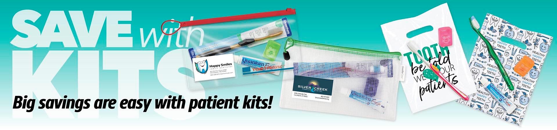 bulk dental hygiene kits