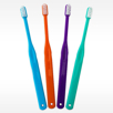 Kids Value Toothbrush VC21 in Blue Orange Purple and Aqua