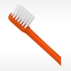 Soft Head of Kids Value Toothbrush VC21 in Orange Toothbrush Bulk