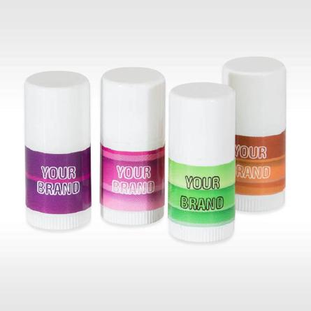 Premium Personalized Mini Lip Balm