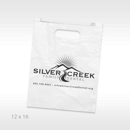 Extra Large Custom Logo Paper Supply Bag