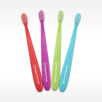 Assorted Colors of Happy Planet Health Bio Toothbrush for Kids