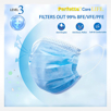 Perfetta Medical Mask Level 3 blue
