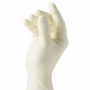 Curad Comfort Latex Exam Glove White Glove