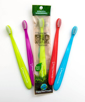 Happy Planet Health Sustainable Kids Toothbrush in Assorted Colors
