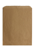 Sustainable Recycled Kraft Brown Natural Hygiene Paper Bags 100 CT 7.5 x 10.5