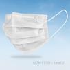 White Level 2 Medical Face Mask earloop