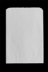 White paper goodie bag